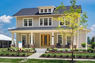 Lewis Center Single Family Home For Sale: 5717 Evans Farm Drive