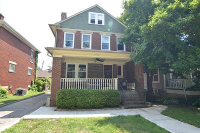 Single Family Home For Sale: 1300 Fairview Avenue