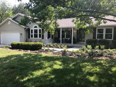 Centerburg OH Single Family Home For Sale: $449,900