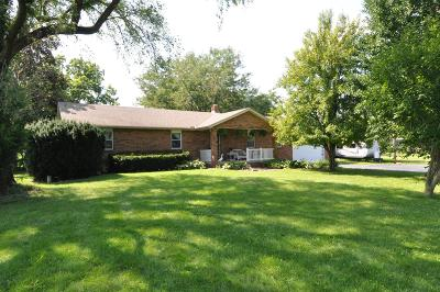 Ashville Single Family Home For Sale: 13121 Oh-104