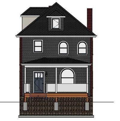 Columbus Single Family Home For Sale: 396 Stoddart Avenue