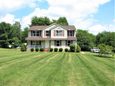 Centerburg Single Family Home For Sale: 13800 Douglas Lane Road