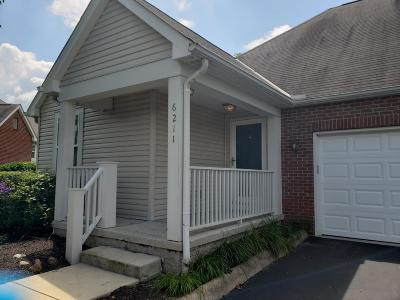Canal Winchester Condo For Sale: 6211 Fairway Lane