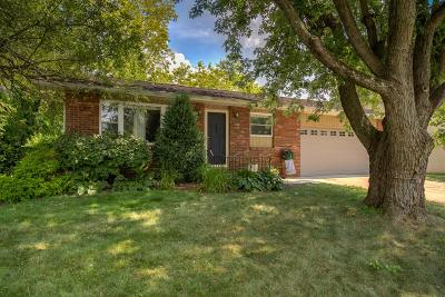 Single Family Home For Sale: 4134 Gladman Avenue