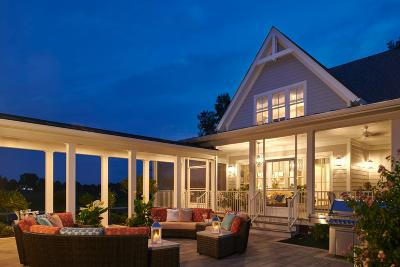 Lewis Center Single Family Home For Sale: 5761 Evans Farm Drive