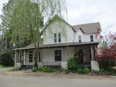 Pleasantville Single Family Home For Sale: 207 S Main Street