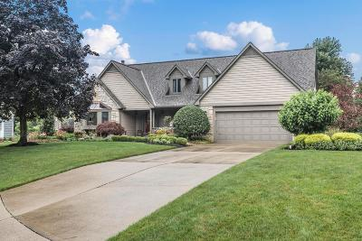 Westerville Single Family Home For Sale: 1022 Denman Court