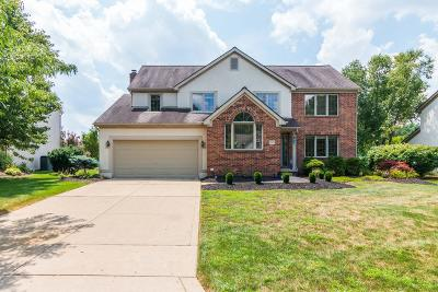 Westerville Single Family Home For Sale: 5076 Saint Andrews Drive