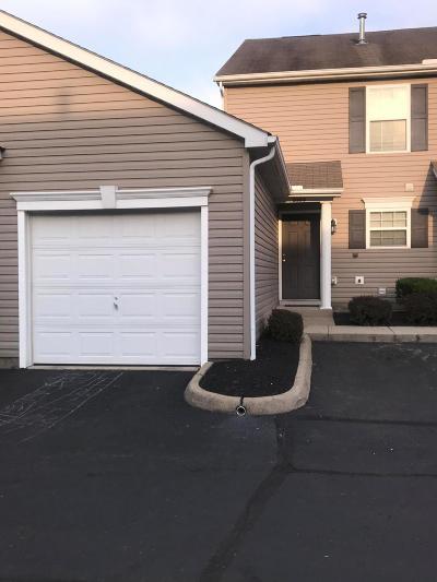 Canal Winchester Condo For Sale: 5168 Mantua Drive #65-B