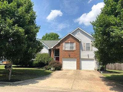Lancaster Single Family Home For Sale: 729 Creekside Drive