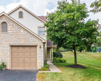 Westerville Condo For Sale: 1249 Spring Brook Court