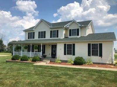 Thornville Single Family Home For Sale: 200 Willow Way