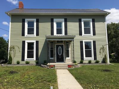 Highland County Single Family Home For Sale: 516 N High Street