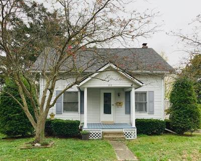 Fredericktown Single Family Home For Sale: 86 S Chestnut Street