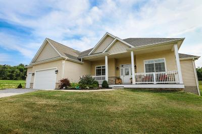 Single Family Home For Sale: 7165 Brandt Road NW
