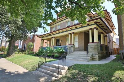 columbus Multi Family Home For Sale: 1063 Bryden Road