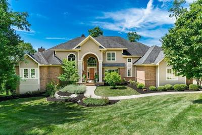 Licking County Single Family Home For Sale: 283 Bryn Du Drive