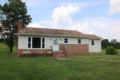 Fredericktown Single Family Home For Sale: 1960 County Road 194