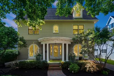 columbus Single Family Home For Sale: 1927 Tewksbury Road