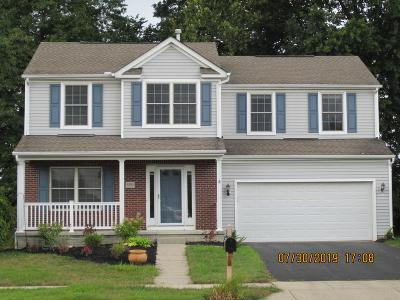 Westerville Single Family Home For Sale: 5555 Eagle Harbor Drive