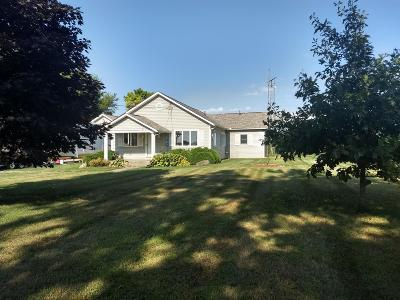 West Jefferson Single Family Home For Sale: 2205 Glade Run Road
