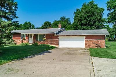Single Family Home For Sale: 390 Houk Road