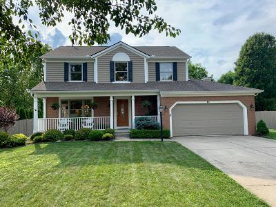 Pickerington Single Family Home For Sale: 61 Alyssa Drive