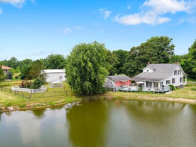 Single Family Home For Sale: 8660 Horseshoe Road