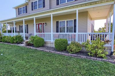 Mount Sterling Single Family Home For Sale: 18550 Clarks Run Road
