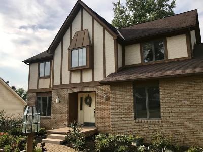 Lancaster Single Family Home For Sale: 1585 Kensington Lane