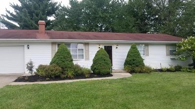 Chillicothe Single Family Home For Sale: 131 Burr Oak #73