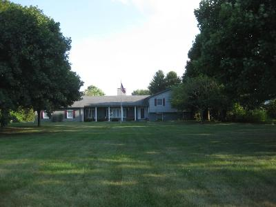 West Jefferson Single Family Home For Sale: 7018 Gregg Road