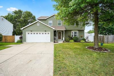 Reynoldsburg Single Family Home For Sale: 289 Pathfinder Drive