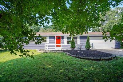 New Albany Single Family Home For Sale: 11057 Johnstown Road