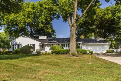 Single Family Home For Sale: 1351 Haddon Road