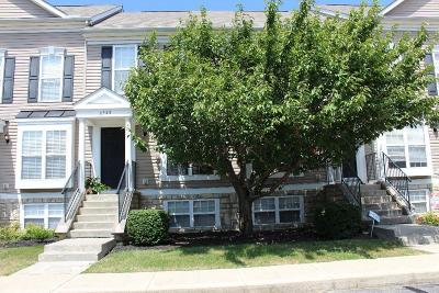 Canal Winchester Condo For Sale: 6548 Crab Apple Drive