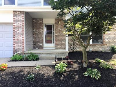 Clintonville Single Family Home For Sale: 5168 Mehrman Way