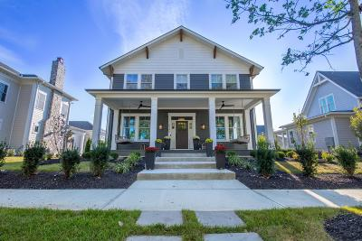 Lewis Center Single Family Home For Sale: 5745 Evans Farms Drive
