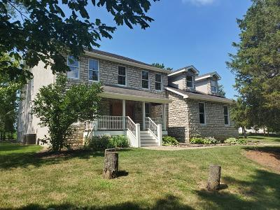 Canal Winchester Single Family Home For Sale: 11267 Cedar Creek Drive NW