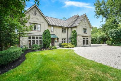 Upper Arlington Single Family Home For Sale: 2559 Tremont Road