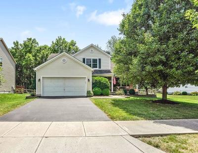 Single Family Home Sold: 214 Crystal Petal Drive