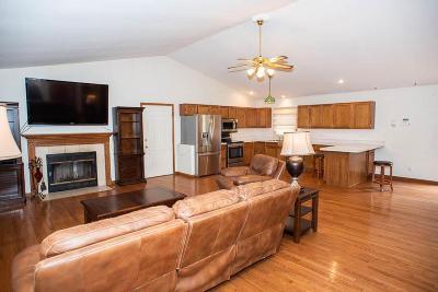 Thornville Single Family Home For Sale: 12320 Shell Beach Road NE
