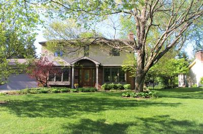 Upper Arlington Single Family Home For Sale: 2446 Haverford Road