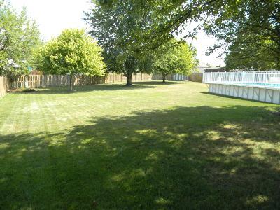 Hilliard Single Family Home For Sale: 2386 Oakthorpe Drive