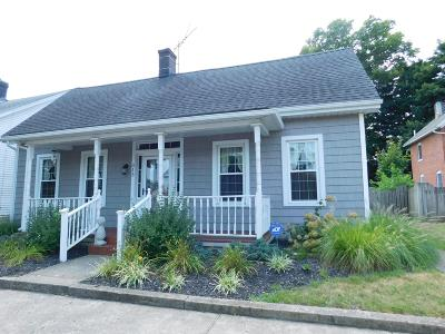 Circleville OH Single Family Home For Sale: $159,800