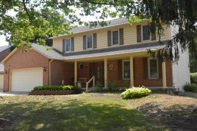 Gahanna Single Family Home For Sale: 765 Hardtack Court