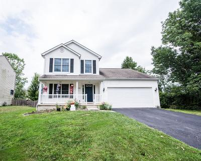 Reynoldsburg Single Family Home For Sale: 9322 Ridgeline Drive