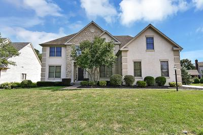 Blacklick Single Family Home For Sale: 2690 Northmont Drive