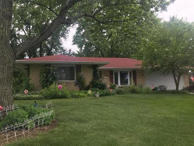 Dayton Single Family Home For Sale: 7948 Washington Park Drive