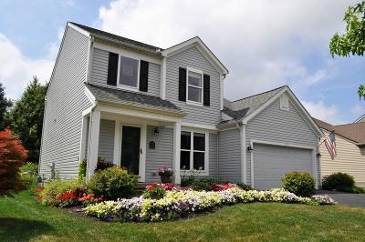 Blacklick Single Family Home For Sale: 8143 Crete Lane